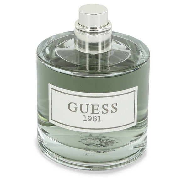 Guess 1981 by Guess Eau De Toilette Spray for Men