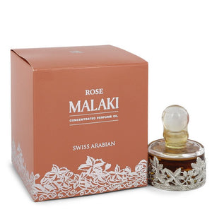 Swiss Arabian Rose Malaki Concentrated Perfume Oil By Swiss Arabian
