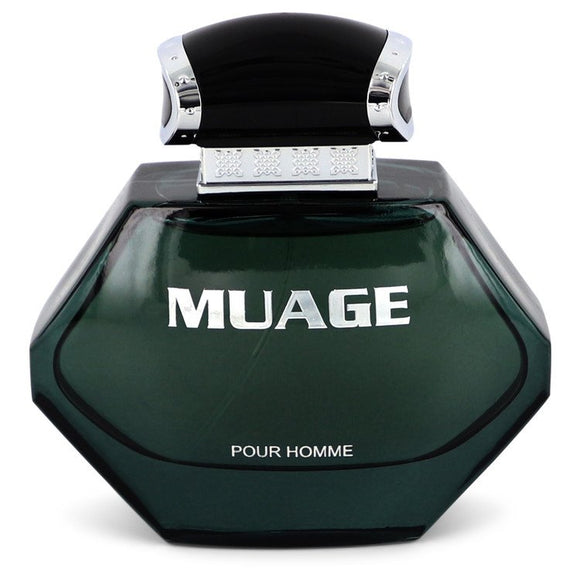 Muage Pour Homme by Muage Eau De Toilette Spray (unboxed) 3.4 oz  for Men