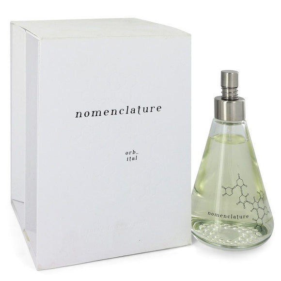 Nomenclature Orb Ital by Nomenclature Eau De Parfum Spray 3.4 oz for Women