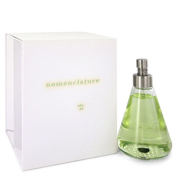 Nomenclature Shi So by Nomenclature Eau De Parfum Spray 3.4 oz for Women