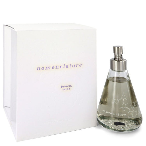 Nomenclature Lumen Esce by Nomenclature Eau De Parfum Spray 3.4 oz for Women