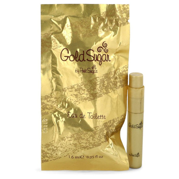 Gold Sugar by Aquolina Vial (sample) .05 oz  for Women