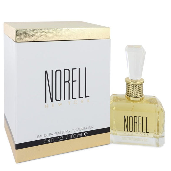 Norell New York by Norell Eau De Parfum Spray (Tester) 3.4 oz  for Women