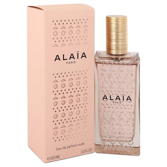 Alaia Nude by Alaia Eau De Parfum Spray 3.3 oz for Women