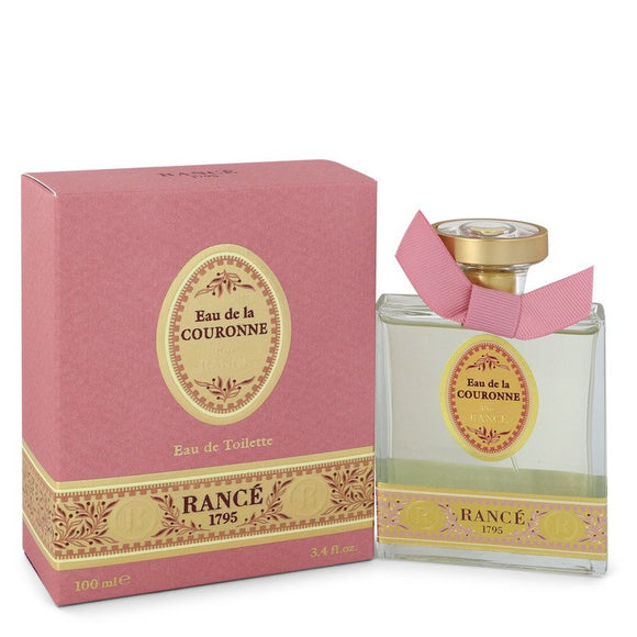 Eau De La Couronne by Rance Eau De Toilette Spray 3.4 oz for Women