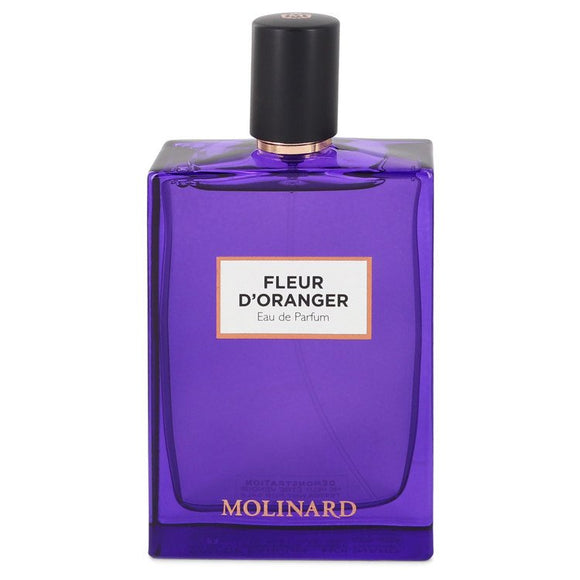 Molinard Fleur D'oranger by Molinard Eau De Parfum Spray (Unisex Tester) 2.5 oz for Women