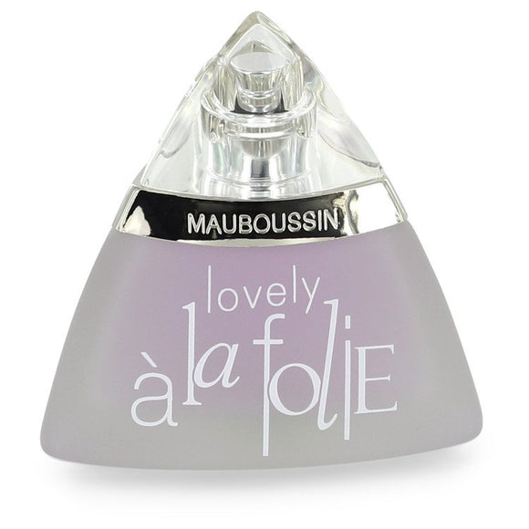 Mauboussin Lovely A La Folie by Mauboussin Eau De Parfum Spray (unboxed) 1.7 oz for Women