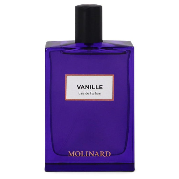 Molinard Vanille by Molinard Eau De Parfum Spray ( Unisex unboxed) 2.5 oz for Women