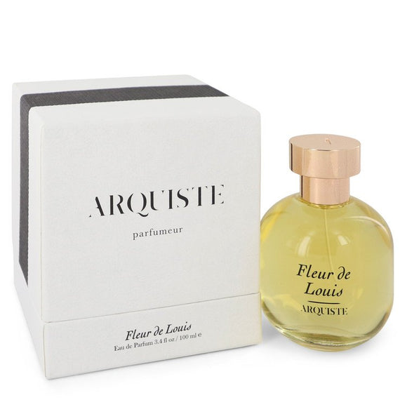 Fleur De Louis by Arquiste Eau De Parfum Spray 3.4 oz for Women