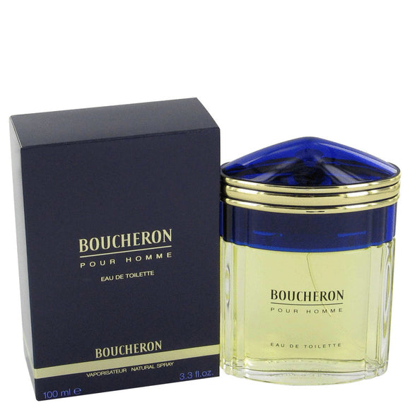 BOUCHERON by Boucheron Vial EDT Spray (sample) .06 oz for Men