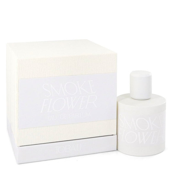 Smoke Flower by Tobali Eau De Parfum Spray (Unisex) 3.3 oz for Women