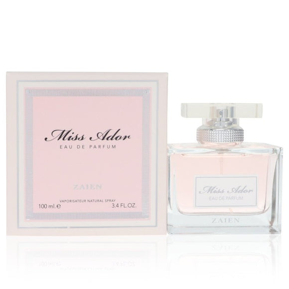 Miss Ador by Zaien Eau De Parfum Spray 3.4 oz for Women