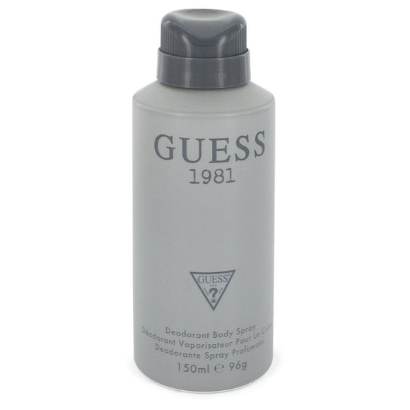 Guess 1981 Body Spray By Guess