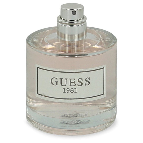 Guess 1981 Eau De Toilette Spray (Tester) By Guess