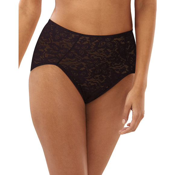 bali lace n smooth brief