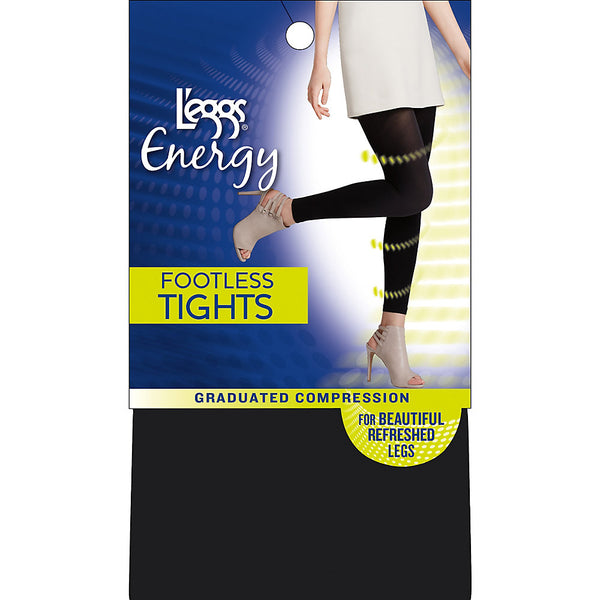 L'eggs® Energy Collection Opaque Footless Tight