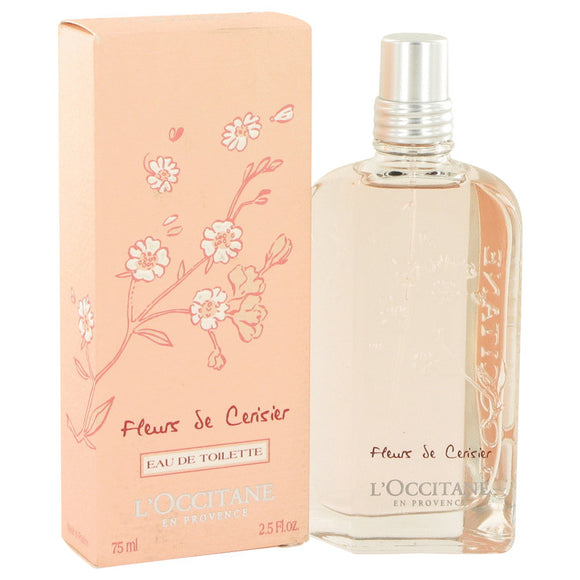 Fleurs De Cerisier L'occitane Eau De Toilette Spray By L'occitane