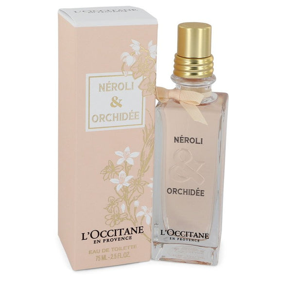 L'occitane L'occitane Neroli & Orchidee Eau De Toilette Spray By L'occitane