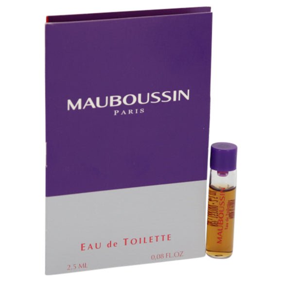 Mauboussin Mauboussin Vial EDT (sample) By Mauboussin