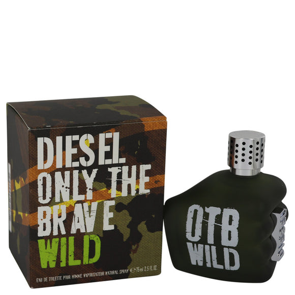 Diesel Diesel Only The Brave Wild Eau De Toilette Spray (Tester) By Diesel