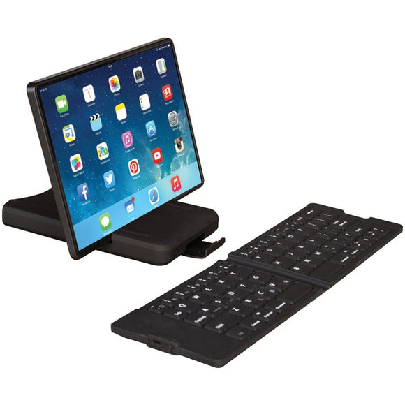 iwerkz(R) 44671 Waterproof Bluetooth(R) Folding Keyboard (Black)