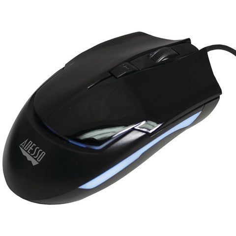 Adesso(R) IMOUSE G1 iMouse(TM) G1 Illuminated Desktop Mouse