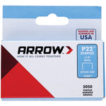 arrowr 224 plier staples 5 000 pk 1 4