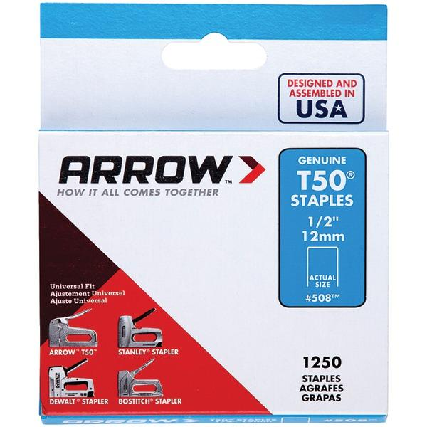 arrowr 50824 t50r staples 1 250 pk 1 2