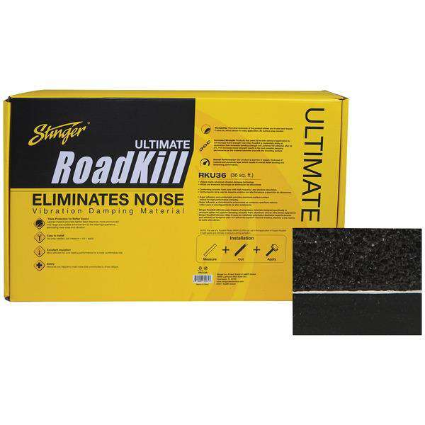 Stinger(R) RKU36 RoadKill(R) Ultimate Bulk Kit