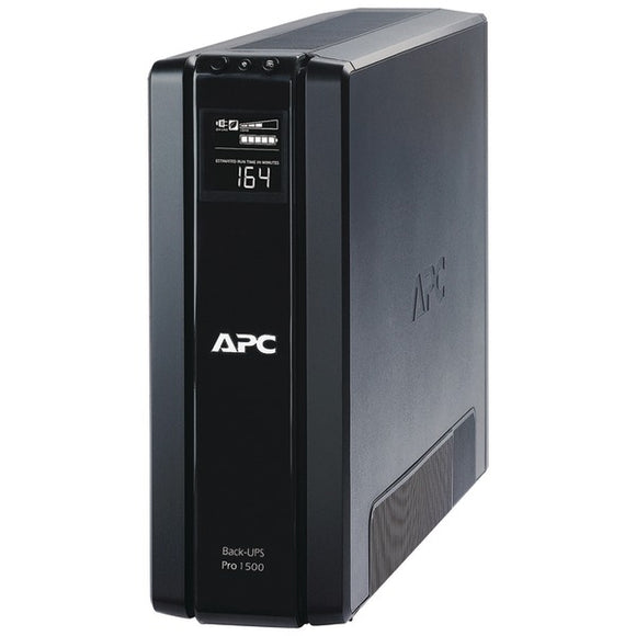 apcr br1500g power saving back ups rs system output power capacity 1 350va 865w 10 outlets 5 ups surge 5 surge only