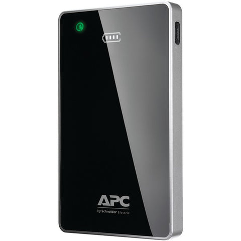 APC(R) M6BK 6,000mAh Quick Charge(TM) 2.0 Mobile Power Pack