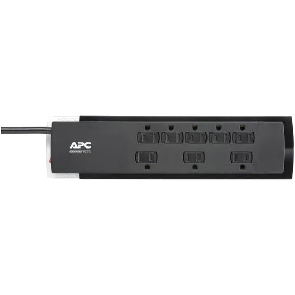apc p8 8 outlet surgearrest performance series surge protector 6ft cord