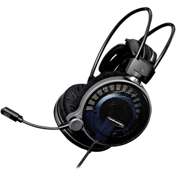 audio technica ath adg1x ath adg1x high fidelity gaming headset with open air dynamic drivers