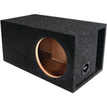 atrendr 12lsv atrendr series single vented spl enclosure 12