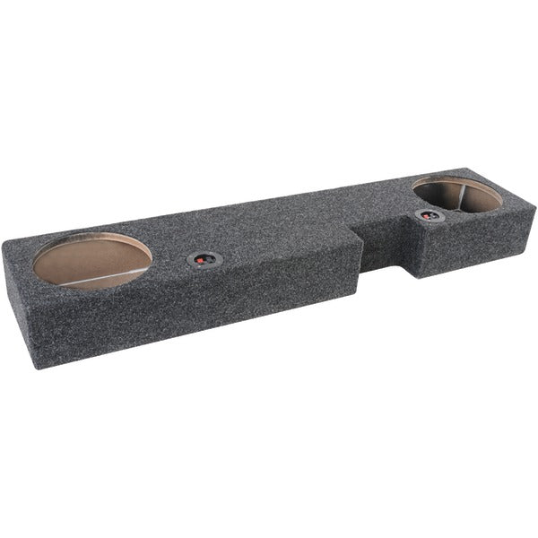 "Atrend A382-10CP BBox Series 10"" Subwoofer Boxes for Ford Vehicles (Dual Downfire)"
