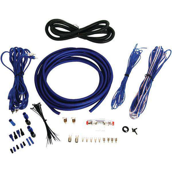 Surge SI-4 Installer Series Amp Installation Kit (4 Gauge, 1,600 Watts)