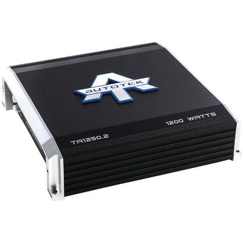 Autotek(R) TA 1250.2 TA Series 2-Channel Class AB Amp (1,200 Watts)