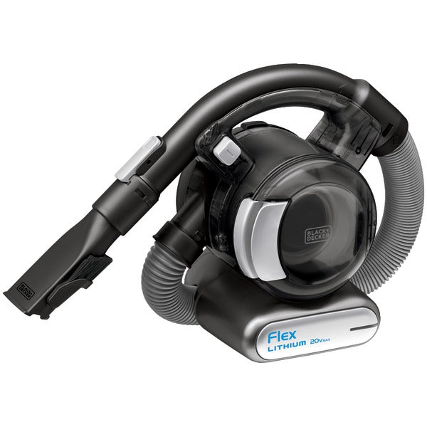 BLACK+DECKER(TM) BDH2020FLFH 20-Volt MAX* Lithium Flex(TM) Vacuum with Floor Head & Pet Hair Brush
