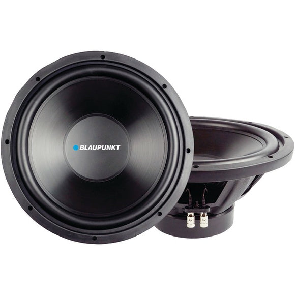 Blaupunkt(R) GBW101 Single Voice-Coil Subwoofer (GBW101 10