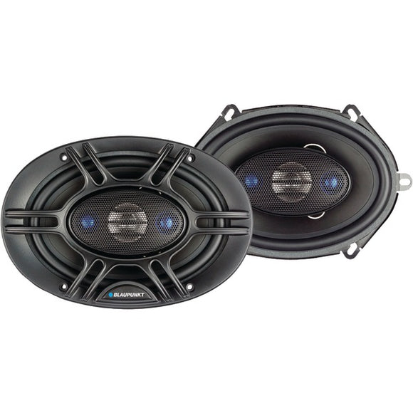 Blaupunkt(R) GTX570 4-Way Coaxial Speakers (GTX570 5