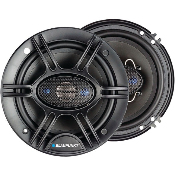 Blaupunkt(R) GTX650 4-Way Coaxial Speakers (GTX650 6.5