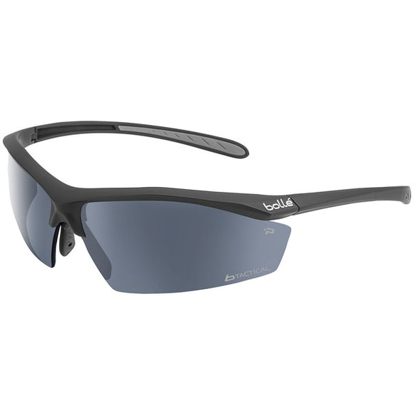 Bolle(R) 40143 Sentinel Ballistic-Protection Sunglasses (Smoke Coating)