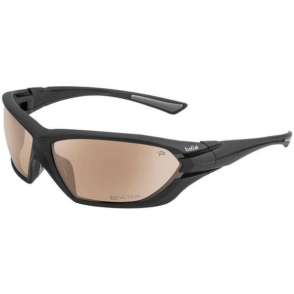 Bolle(R) 40148 Assault Ballistic-Protection Sunglasses (Twilight Coating)