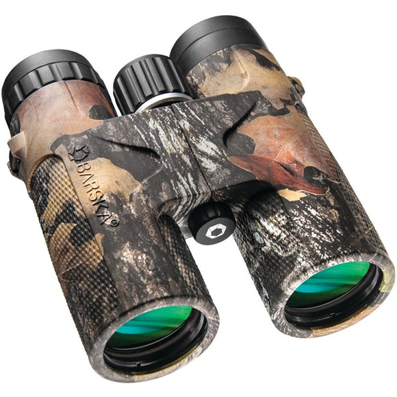 Barska AB11849 12 x 42mm WP Blackhawk Mossy Oak Pattern Binoculars