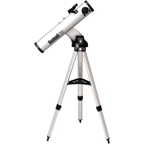 Bushnell 78 8846 Northstar Talking Reflector Telescope (900 x 114mm)