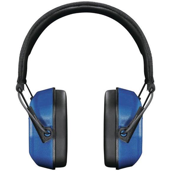 Vanquish Electronic Hearing-Protection Muffs (Blue)