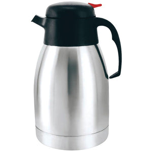 Brentwood Appliances CTS-1200 1.2 Liter Vacuum Coffee Pot, Stainless Steel