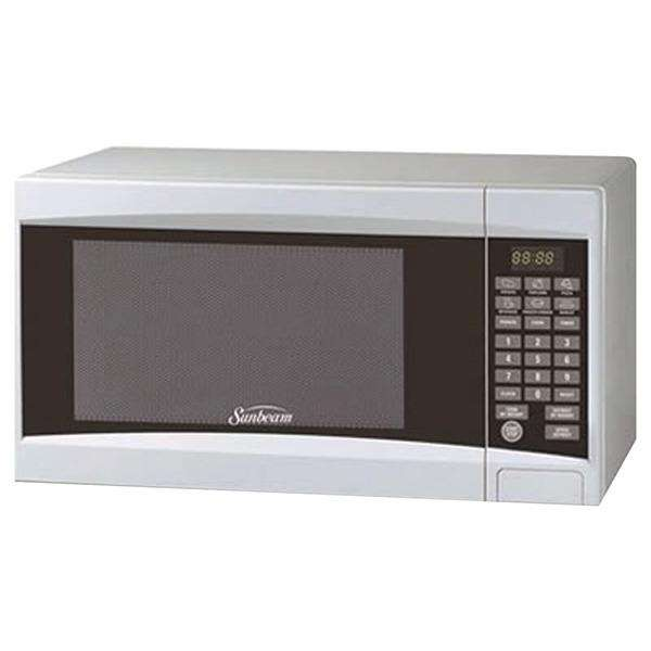 Sunbeam(R) SGD-2701 .7 Cubic-ft Digital Microwave (White)