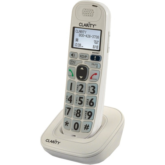 Clarity Clarity 52702.000 Expandable Handset for D702, D712 & D722 Amplified Cordless Phones